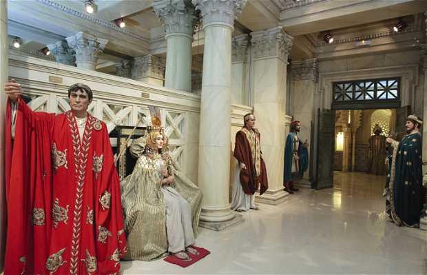 Musée de cire de Madrid