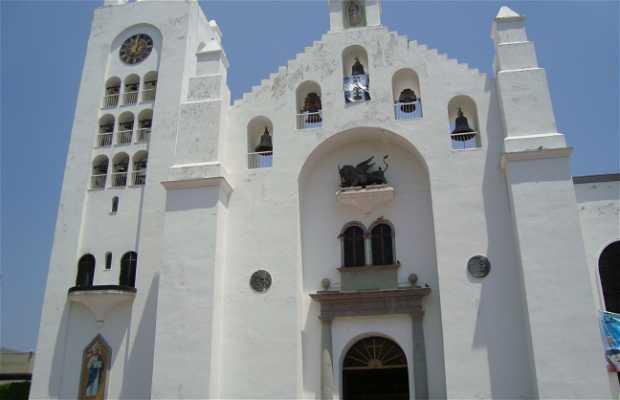 Cathédrale de San Marcos (Mexique)