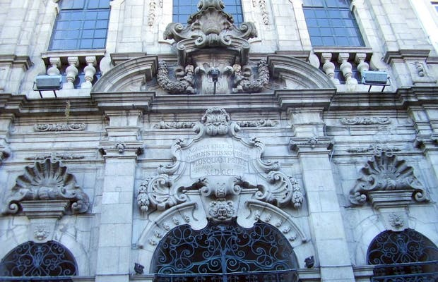 Igreja da Misericórdia di Oporto