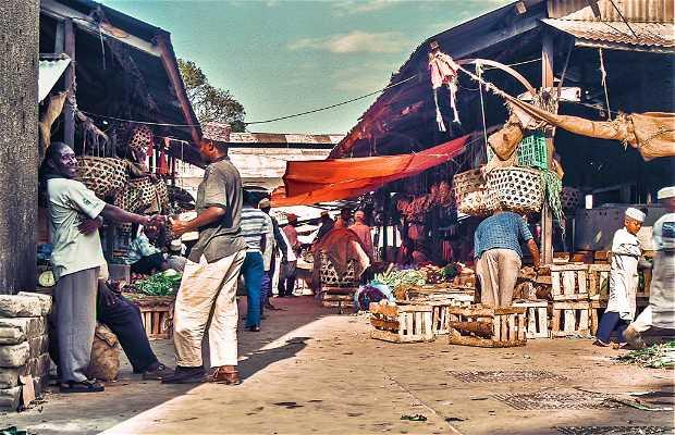Gizenga Street and Kenyatta Road
