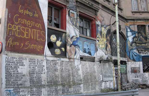 Homenaje Victimas Cromañon