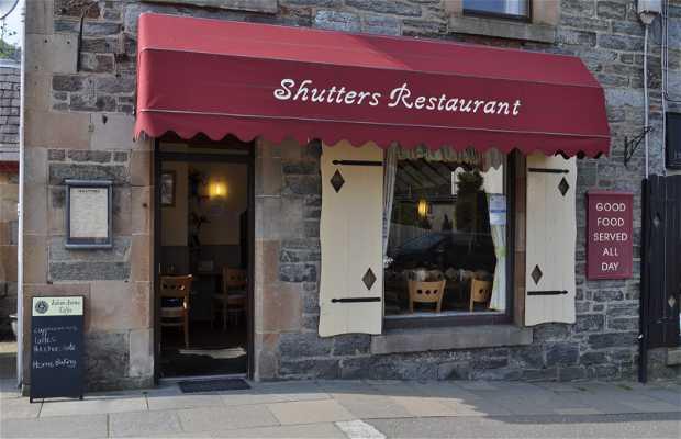 Restaurante Shutters