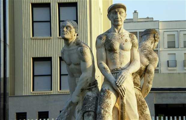 Monumento al marinaio di Isla Cristina