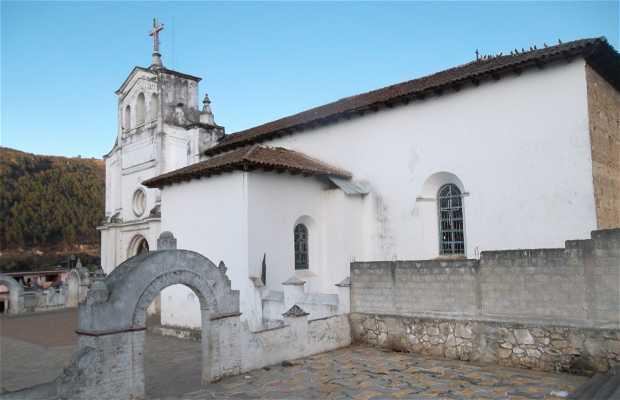 église de Zinacantan