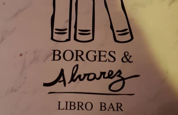 Borges y Alvarez Libro-Bar