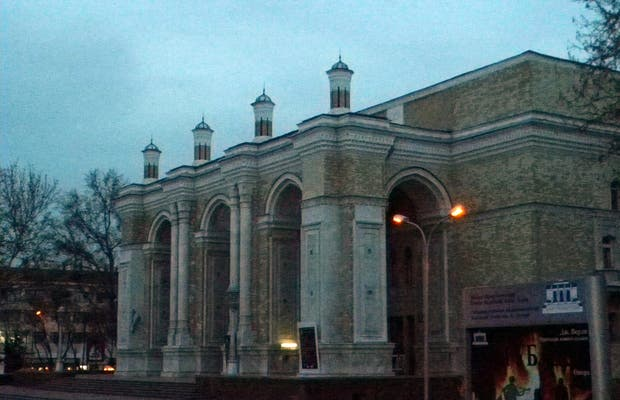 Teatro de Ópera y Ballet Alisher Navoi