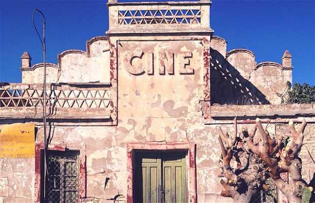 Antiguo cine de la Estación