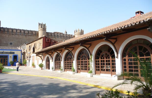 The Dukes of Feria Palace
