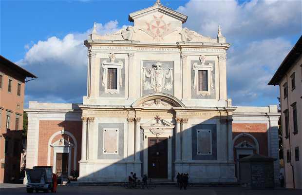 Chiesa San Stefano dei Cavalieri