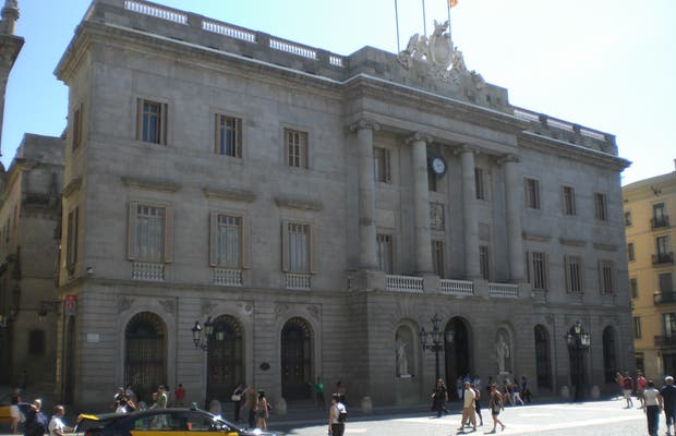 St Jaume Square