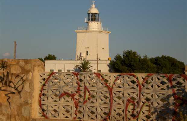 Faro del cabo de Santa Pola