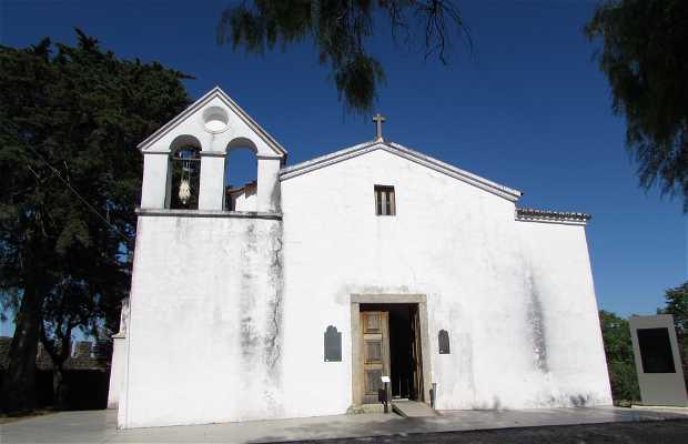 Igresia de Santiago - Centro de Interpretación del Castillo