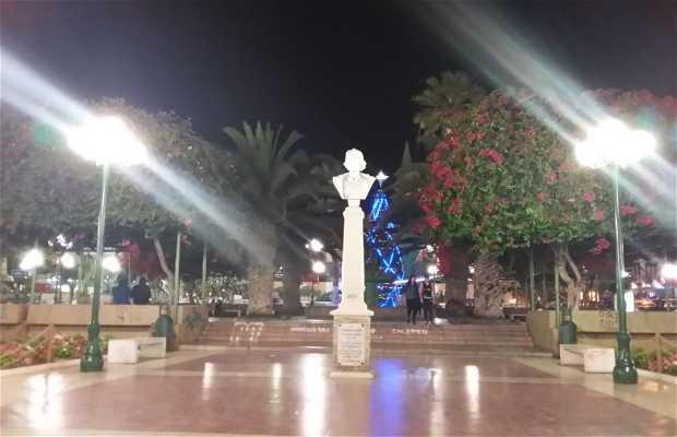 Plaza Cristóbal Colón