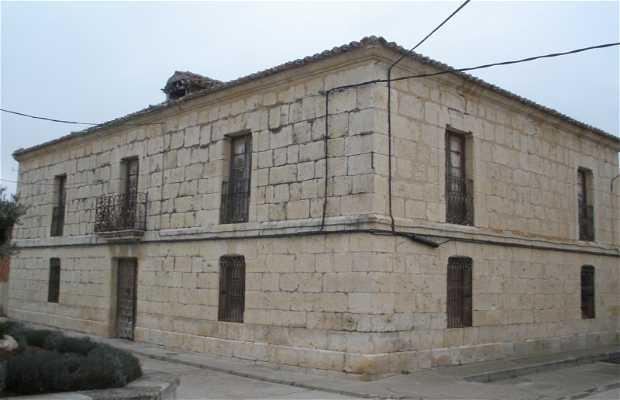 Village de San Cebrián de Mazote