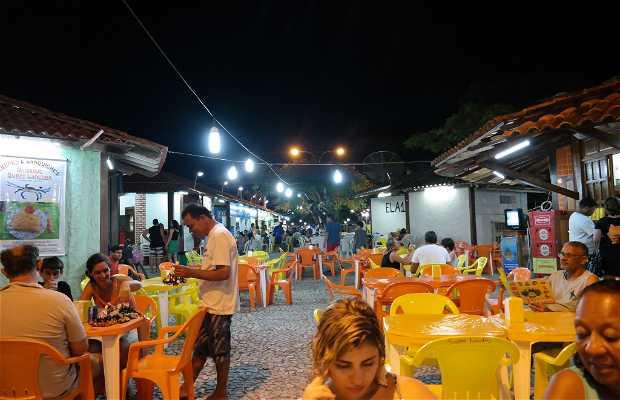 Praça de Alimentação de Prado