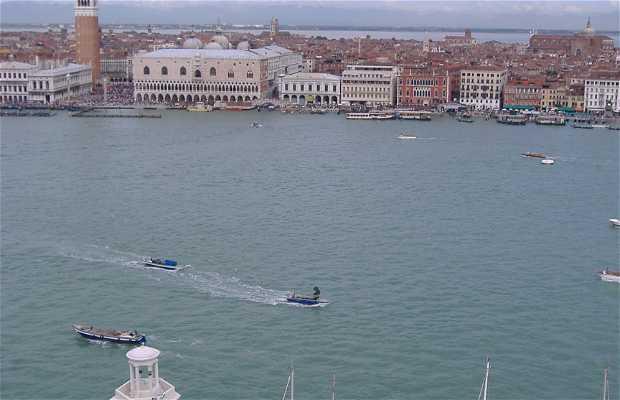 Ile San Giorgio Maggiore