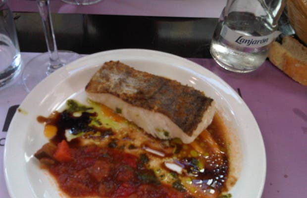 Restaurante Abierto