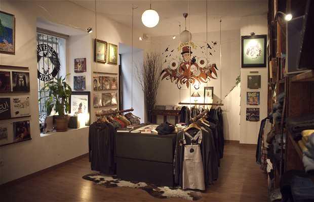 Cuervo Store