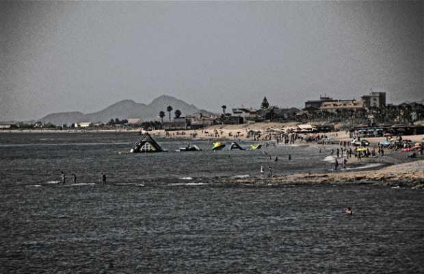 Torre y Playa de la Horadada