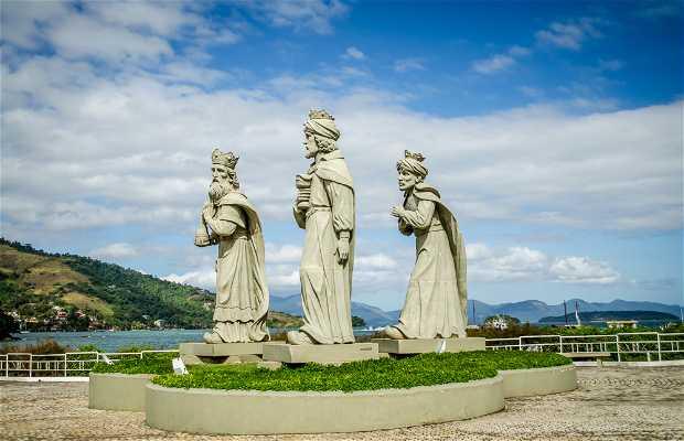Estátuas dos Reis Magos