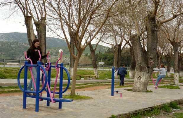 Parques en Selçuk