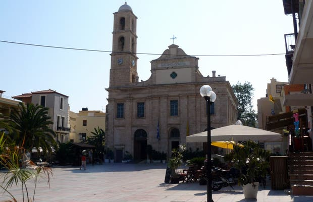 Catedral de Chania