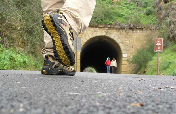 """""""Via Verde"""" Scenic Route"""