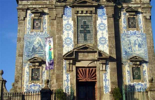 Igreja de Santo Ildefonso - Iglesia de San Ildefonso