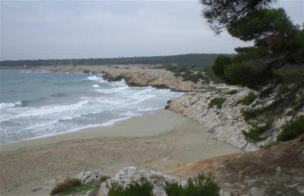 Playa de Sainte Croix