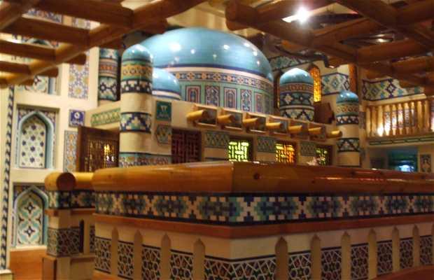 Restaurante Uzbekistan