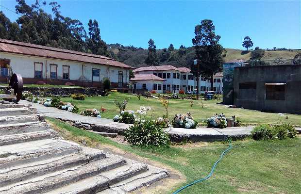 Ruinas Sanatorio Carlos Durán