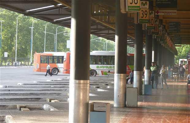 Estación de autobuses de Tucumán