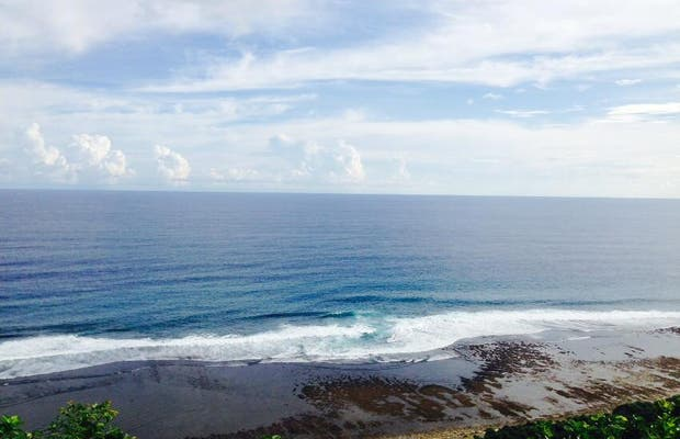 Praia de Nyang-Nyang