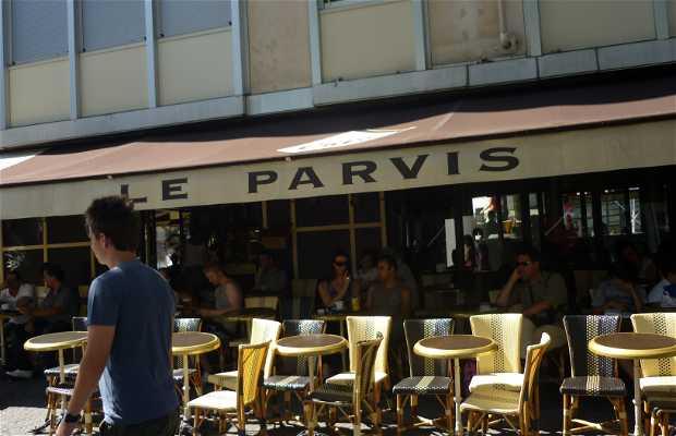 Le Parvis restaurant