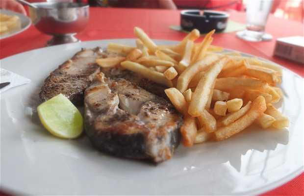 Hot Rock Restaurant