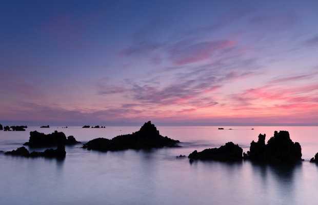 Tregandín Beach
