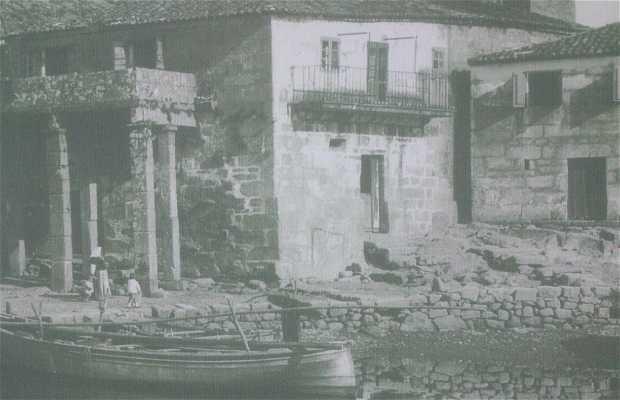 Café Museo da Historia