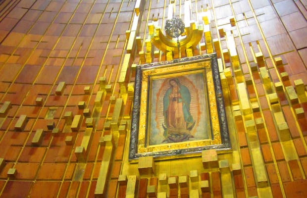 Imaga de Notre dame de Guadalupe