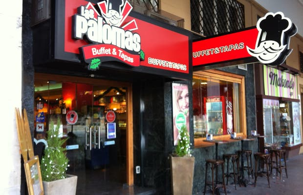 Las Palomas Buffet & Tapas