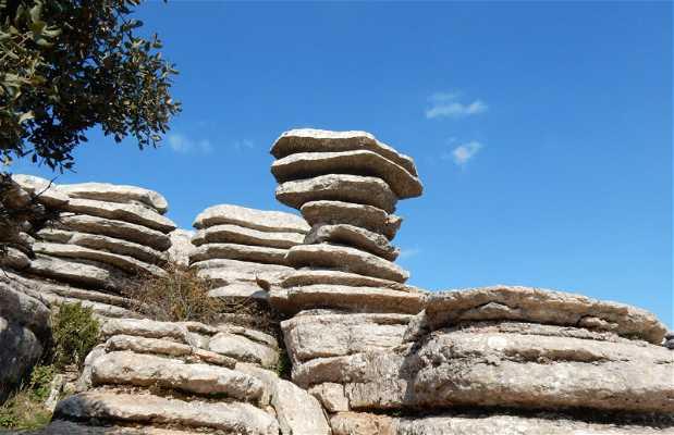 Il Monumento Naturale El Tornillo del Torcal