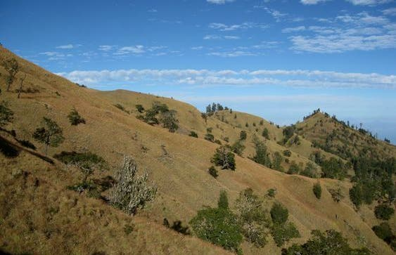 Rinjani National Park Trek