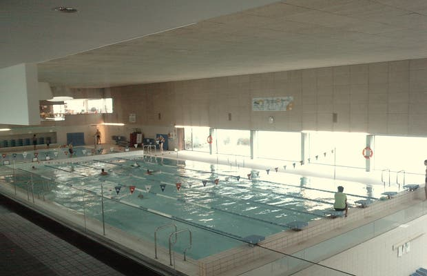 Piscines couvertes