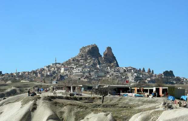 Viewpoint of Göreme - Sunset Point