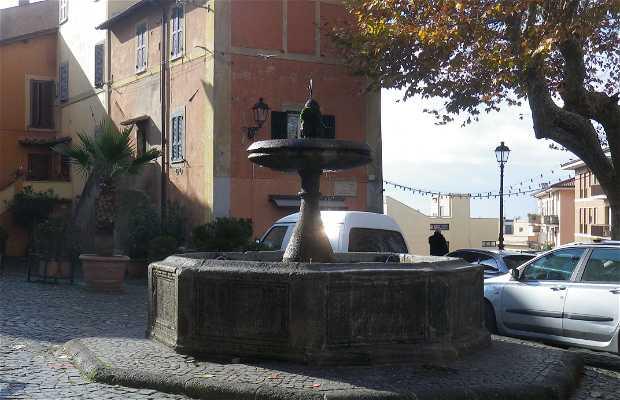 Fontana di Piazza San Rocco