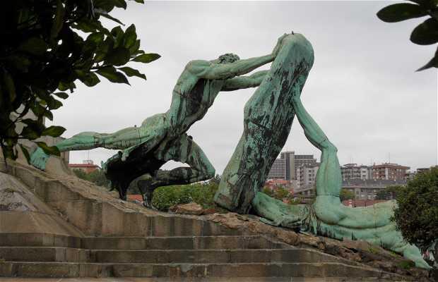 Plaza de Evaristo Churruca