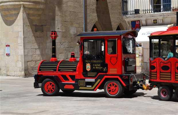 Burgos's Tourist Train