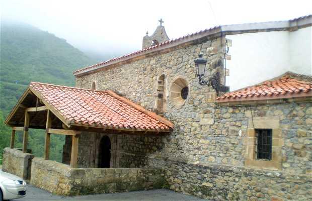 Iglesia de San Pedro de Tudanca