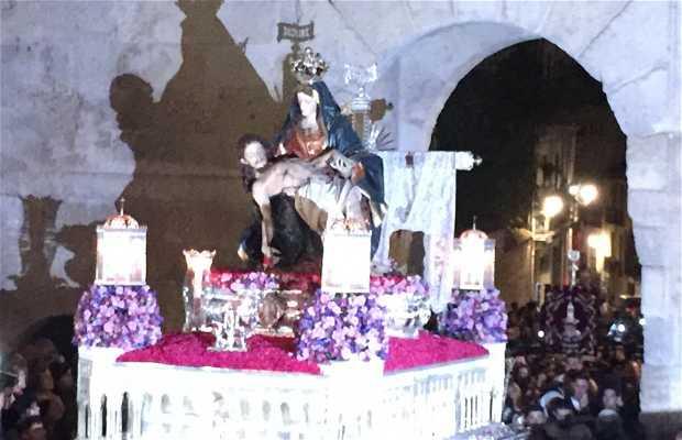 Encierro Virgen de la Alhambra