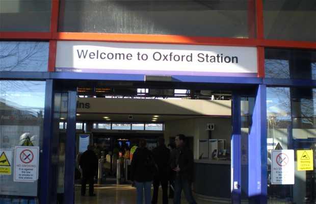 Estação de Oxford