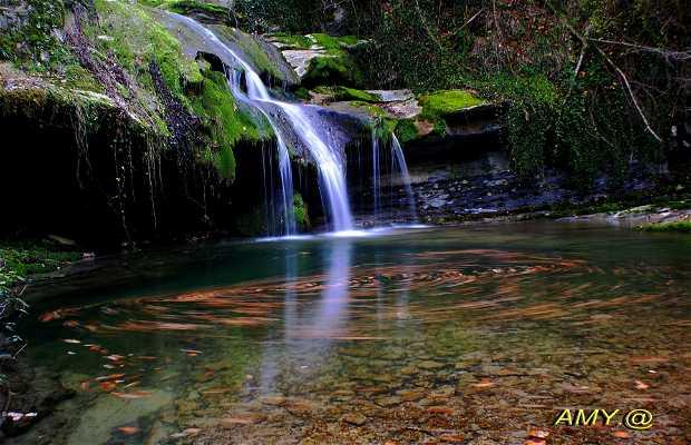 Cascada de Peñaladros (Valle de Mena)